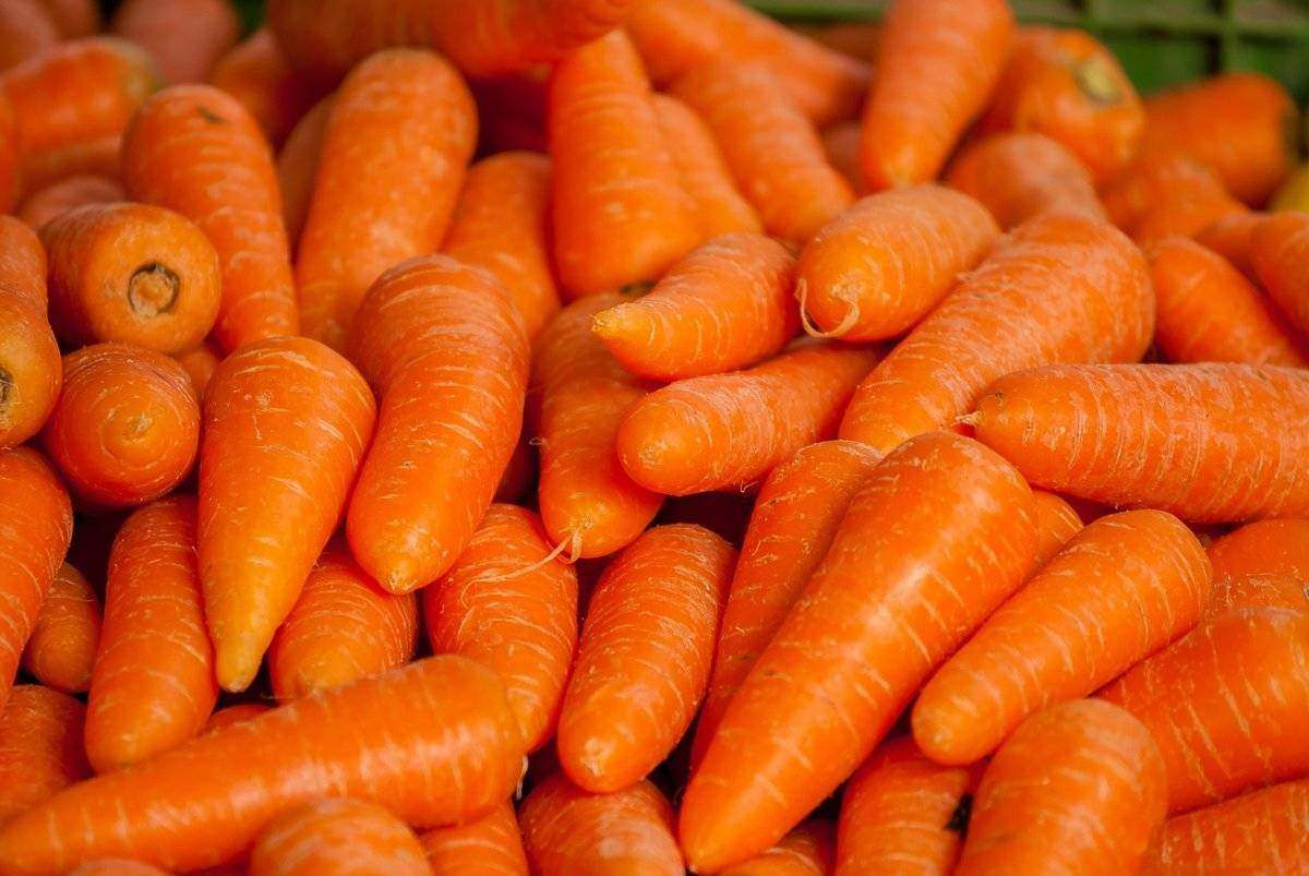 5 health benefits of carrots